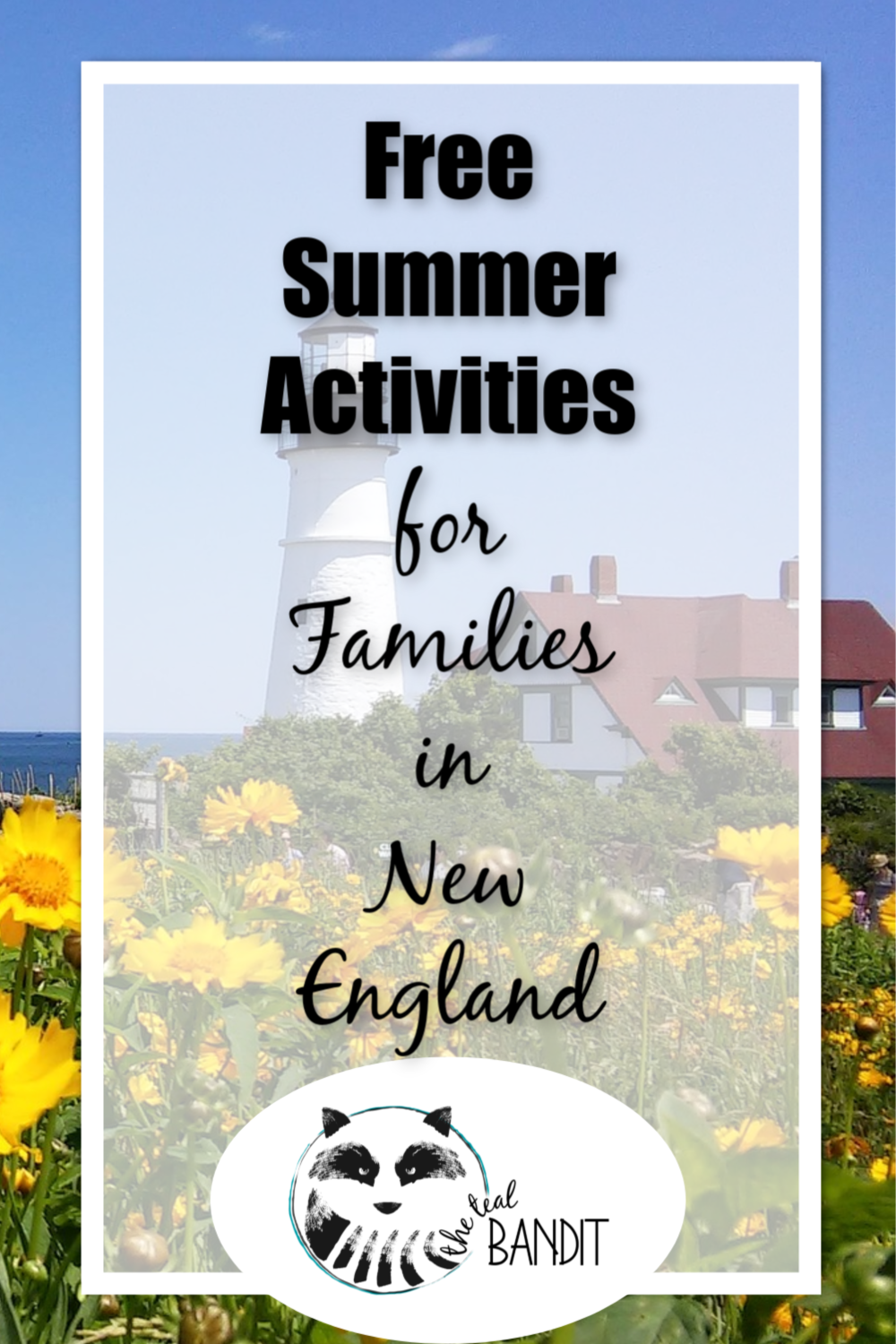 Summer doesn't have to be expensive in New England when you are with your family.  Check out this list of fun free family activities in all the New England states.