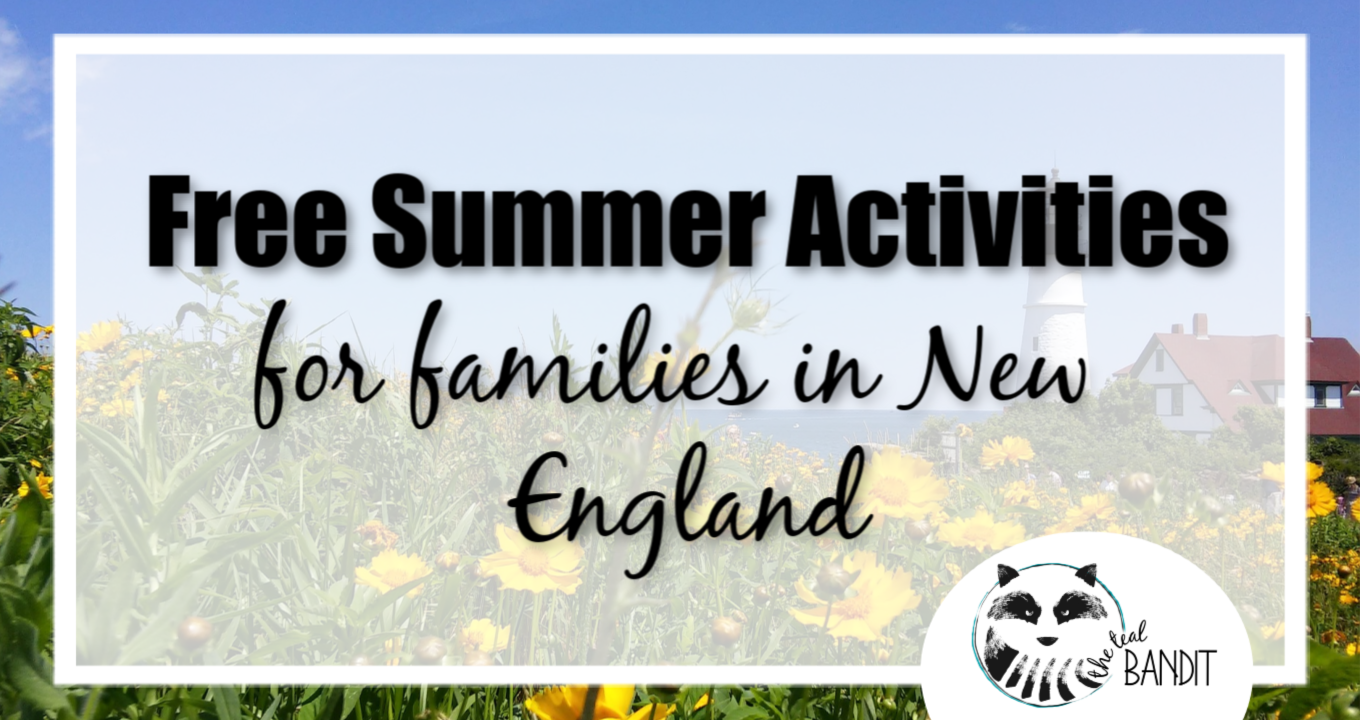 19 Free Summer Activities for Families in New England