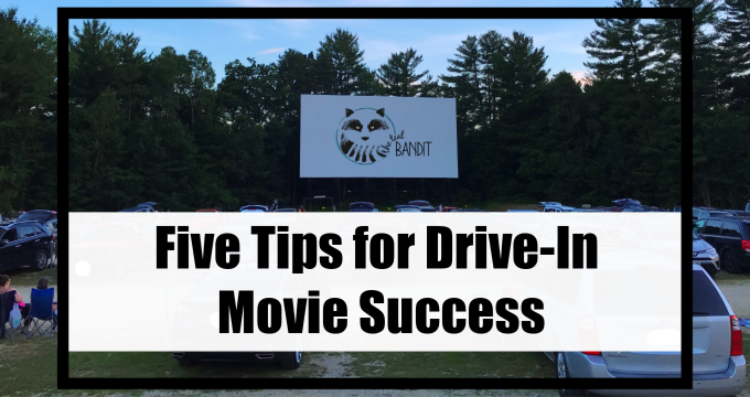 5 Drive-In Movie Tips for a Successful Night Out