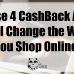 four cashback apps that will change the way you shop online.