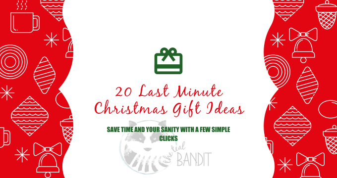 20 Great Last-Minute Christmas Gift Ideas for the Holiday Procrastinator.